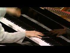 Bach, Busoni - Chaconne in D minor BWV 1004 - Helene Grimaud (piano)