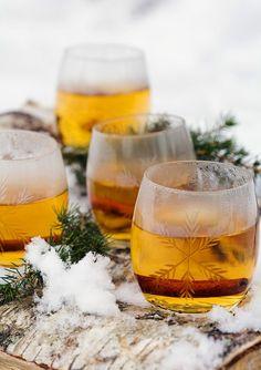 Punsch - le punch de Noël #julbord #swedishchristmas #danischristmas #godjul #jul #nordicjul #punsch #julpunsch