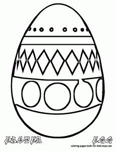free printable easter egg coloring page (3)