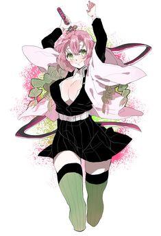 I want Her To be with Tomioka Giyuu 😭 Anime Girl Hot, Kawaii Anime Girl, Anime Art Girl, Demon Slayer, Slayer Anime, Chica Anime Manga, Otaku Anime, Character Art, Character Design