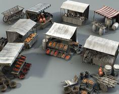 marketplace items 3 3d 3ds