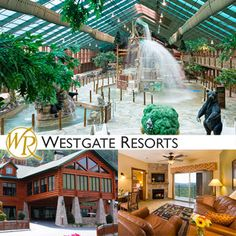 JB Deal of the Day - Westgate Smoky Mtn Resort & Waterpark, TN- Over Half Off Villa Getaway w/ $25 in Dining! Sleeps 4! - Half Off Villa Getaway for up to 4 Guests with 2 Passes to Wild Bear Falls Indoor Waterpark! Choose Your Deal!