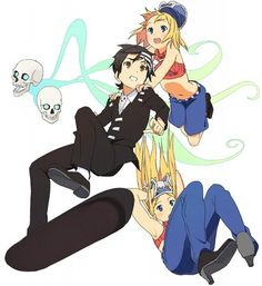 cute soul eater pictures | soul eater # new favorite show