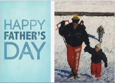 Dad's advice (and fashion sense!) on the slopes was unforgettable  #pinitforpapa