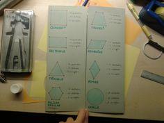 Exterior lapbook geometria