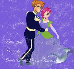 And the final picture for the cinderella crossover staring Tecna and Timmy. Tecna and Timmy as Cinderella and Prince Charming Pixie, Les Winx, Cinderella And Prince Charming, Girls Are Awesome, Winx Club, These Girls, Memes, Twins, Disney Characters