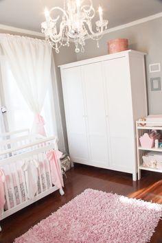 Tiny Budget in a Tiny Room for a Tiny Princess - Project Nursery
