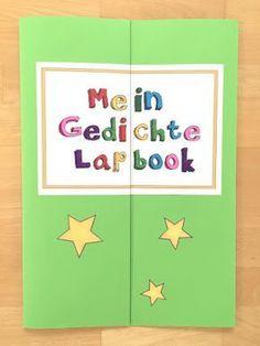 Gedichte-Lapbook
