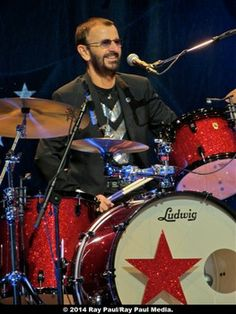 Ringo Starr and his merry band of All-Starrs in their second concert from their summer 2014 tour.