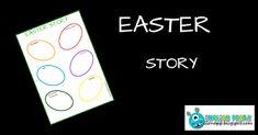English Freak | Blog o nauczaniu języków obcych: EASTER STORY - A PRINTABLE WORKSHEET