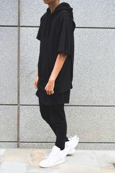 http://chicerman.com  cocaine-nd-caviar:  sviho:  Darker than black  Dope Streetwear Posts Daily Here  #streetstyleformen