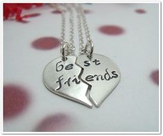 BFF necklace  (by CharitableCreations)