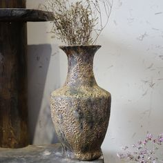 LRT rustic pottery vases are available in a wide range of sizes; from small table top to large sizes for outdoor decorations. They feature a unique design and creative work. Plant Pots, Potted Plants, Pottery Supplies, Outdoor Decorations, Rustic Gardens, Small Tables, Pottery Vase, Vases, Range