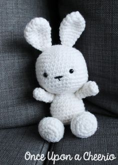 Mesmerizing Crochet an Amigurumi Rabbit Ideas. Lovely Crochet an Amigurumi Rabbit Ideas. Bunny Crochet, All Free Crochet, Easter Crochet, Crochet Animals, Single Crochet, Crochet Rabbit Free Pattern, Crochet Patterns Amigurumi, Amigurumi Doll, Crochet Dolls