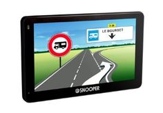 Snooper CC 2200 GPS Elements Dedicated to in-car Navigation GPS, Accessories GPS heavy weight Snooper