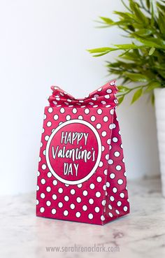 Diy Valentine S Day Paper Gift Bags