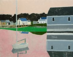 Paintings | mitchell johnson  Love, love this one.