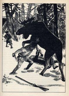 Fritz Steuben: Tecumseh  Illustrated by Jaromír Vraštil. Prague 1985