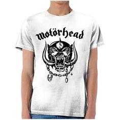 Motorhead Flat War Pig T-Shirt XX Large