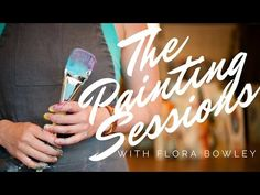 "This is ""The Painting Sessions Promo"" by Flora Bowley on Vimeo, the home for high quality videos and the people who love them. Painting Process, Painting Videos, Flora Bowley, Dance Moves, Learn To Paint, Along The Way, Intuition, Great Artists, New Art"