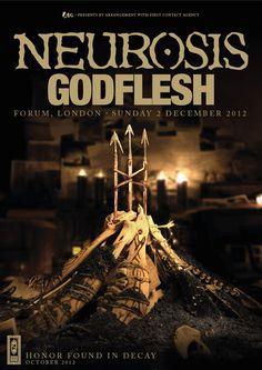 neurosis Godflesh -