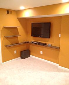 Modern Basement Cool Basement Ideas Design, Pictures, Remodel, Decor and Ideas - page 9