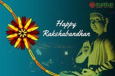 """""""Happy Raksha Bandhan"""" from Manthan Yogic Village, Goa"""