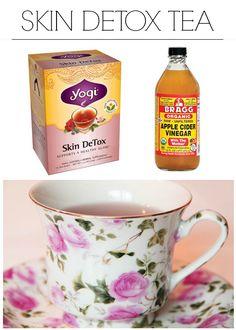 Daily A.M. Skin Detox Tea