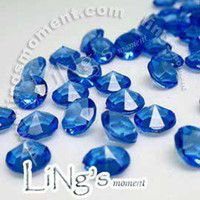 royal blue tiny gems