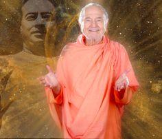 Paramhansa Yogananda & Swami Kriyananda by Prema Rama