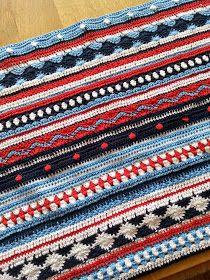 De creatieve wereld van Terray: Crochet Along week 16