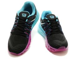 Nike Air Max 1 Lila Schwarz