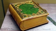 Prayer Book of Nicholas ll by Faberge
