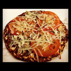 Dukan Pizza Margherita « Dukantopia