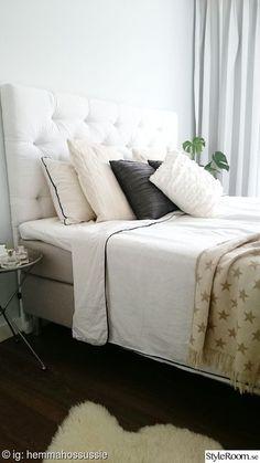 sänggavel,sovrum,gör det själv,diy,stoppad sänggavel