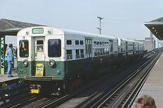 https://flic.kr/p/MehJfs | CTA 6101 | Chicago Transit Authority 6101 on a fan…