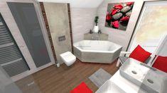Praca konkursowa z wykorzystaniem mebli łazienkowych z kolekcji LOOK #naszemeblenaszapasja #elitameble #meblełazienkowe #elita #meble #łazienka #łazienkaZElita2019 #konkurs Bathtub, Bathroom, Design, Standing Bath, Washroom, Bath Tub, Bathtubs, Bathrooms, Bath