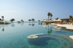 Grand Velas Riviera Maya - All Inclusive | Top Romantic Getaways | Enjoy A Free Form Infinity Pool | Get Rates!