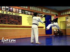 ▶ Team-M Taekwondo: 360, 540, 600, 720, & back-flip - YouTube Soooo freaking cool!!