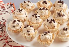 You'll get effusive compliments for these Quick Peanut Butter-Chocolate Mousse Cups. (Those phyllo shells make folks think you tried harder than you did!)