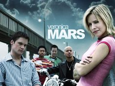 Veronica Mars starring Kristin Bell -- Nancy Drew had it easy. Veronica Mars, daughter of a former sheriff, spends 3 seasons splitting her time between school & her dad's detective agency in Neptune, CA, where the wealthy & criminal classes - sometimes one & the same - turn to Mars Investigations to unravel their mysteries. Request it at http://eisenhowerlibrary.org/ or by calling the Answers desk at 708.867.2299
