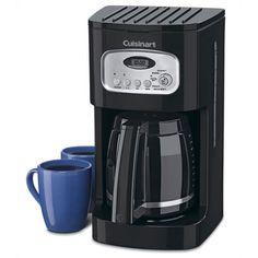 Cuisinart 12-Cup Programmable Coffeemaker in Black - DCC-1100BK