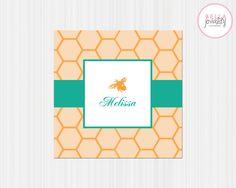 Bee Enclosure Cards