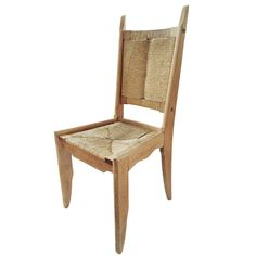 Guillerme et Chambron Set of Chairs | 1stdibs.com