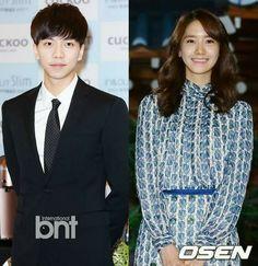 Yoona and lee seung gi confirmed dating sim