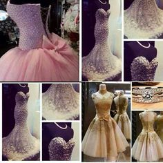 Kath's gown for her debut :)