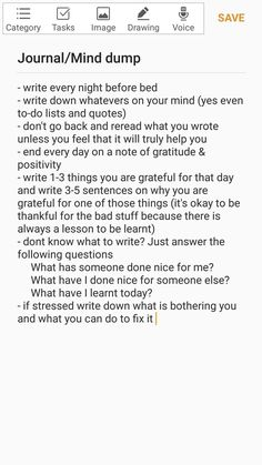 Rules to a mind dump to reduce stress and enhance positivity Positive Self Affirmations, Positive Quotes, Relation D Aide, Daily Journal Prompts, Journal Questions, Therapy Journal, Vie Motivation, Get My Life Together, Mental And Emotional Health
