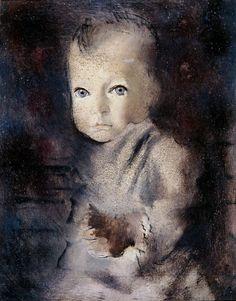 Retrato de João Candido (Portrait of John Candido) by Candido Portinari (Brazilian 1903-1962)