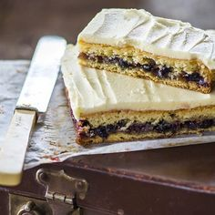 This family recipe is a favourite for any time. Kiwi Recipes, Cake Recipes, Biscuit Cake, Cake Bars, Sweet And Salty, Confectionery, Let Them Eat Cake, Tray Bakes, No Bake Cake