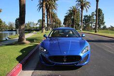 2014 Maserati GranTurismo 4